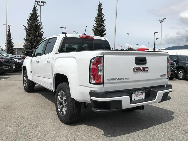 2018 GMC Canyon All Terrain w/Cloth (Stk: 8CN41940) in Vancouver - Image 2 of 7