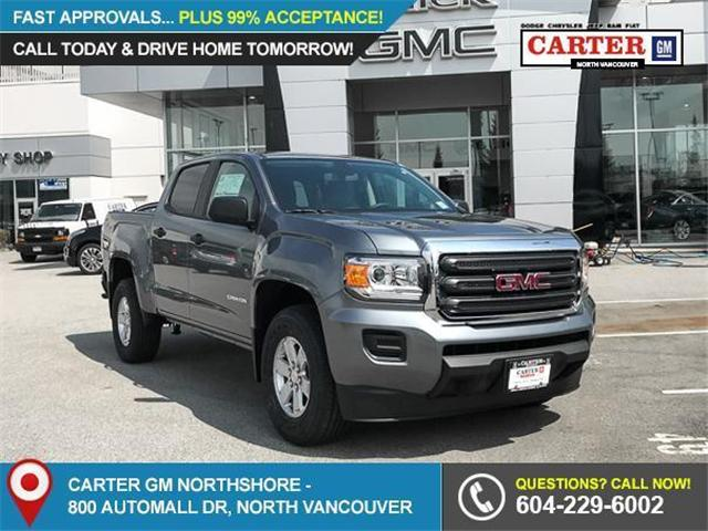 2018 GMC Canyon Base (Stk: 8CN52560) in Vancouver - Image 1 of 7