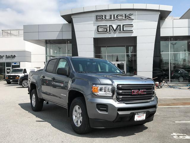 2018 GMC Canyon Base (Stk: 8CN52560) in Vancouver - Image 2 of 7