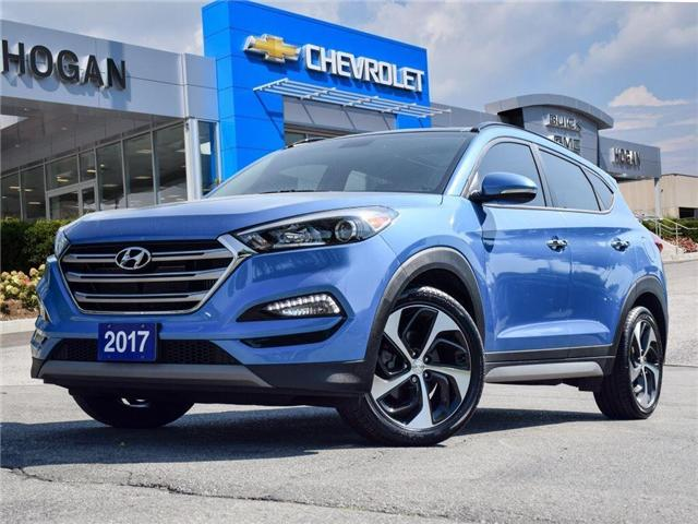 2017 Hyundai Tucson Limited (Stk: A281355) in Scarborough - Image 1 of 22