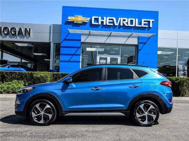 2017 Hyundai Tucson Limited (Stk: A281355) in Scarborough - Image 2 of 22