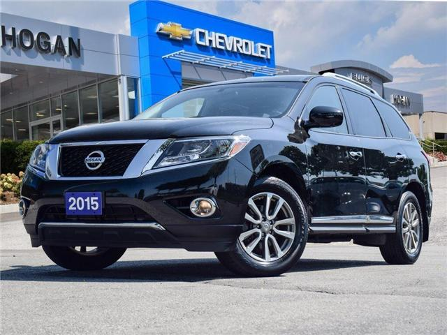 2015 Nissan Pathfinder SL (Stk: W1676411) in Scarborough - Image 1 of 25