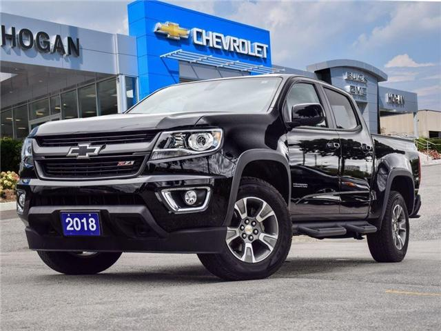 2018 Chevrolet Colorado Z71 (Stk: A125096) in Scarborough - Image 1 of 28