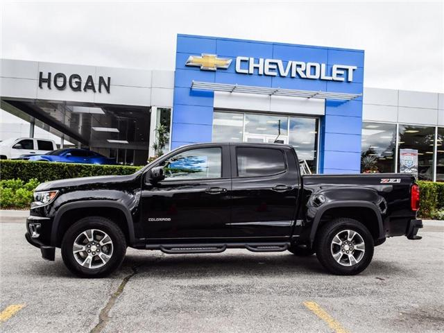 2018 Chevrolet Colorado Z71 (Stk: A125096) in Scarborough - Image 2 of 28