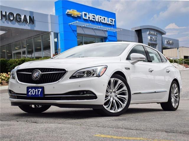 2017 Buick LaCrosse Premium (Stk: A136520) in Scarborough - Image 1 of 27