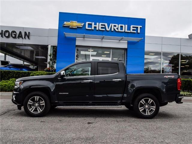 2018 Chevrolet Colorado LT (Stk: A104287) in Scarborough - Image 2 of 8
