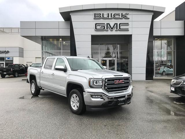 2018 GMC Sierra 1500 SLE (Stk: 8R78330) in North Vancouver - Image 2 of 7