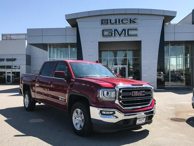 2018 GMC Sierra 1500 SLE (Stk: 8R19350) in North Vancouver - Image 2 of 7