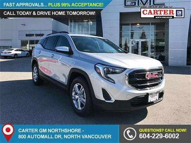 2018 GMC Terrain SLE (Stk: 8T42390) in Vancouver - Image 1 of 7