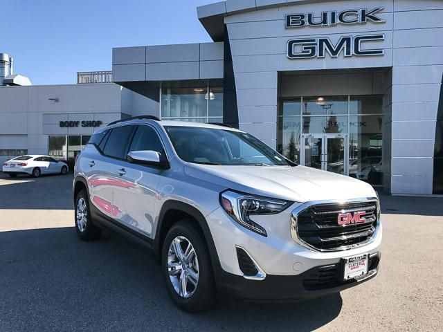 2018 GMC Terrain SLE (Stk: 8T42390) in Vancouver - Image 2 of 7