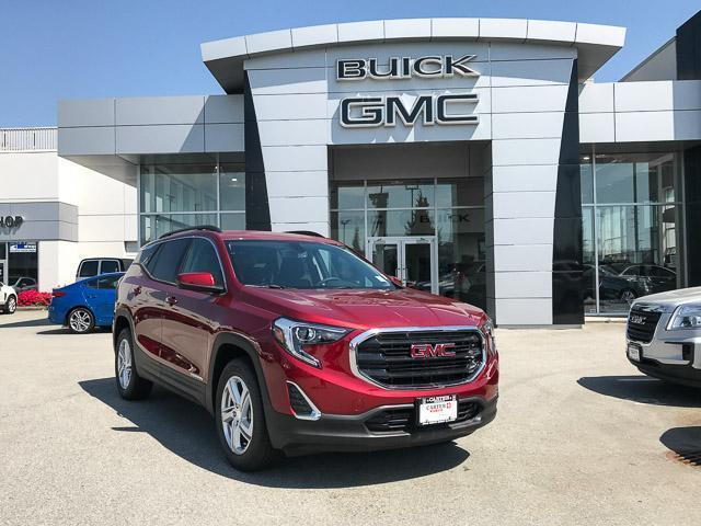 2018 GMC Terrain SLE (Stk: 8T09690) in North Vancouver - Image 2 of 7
