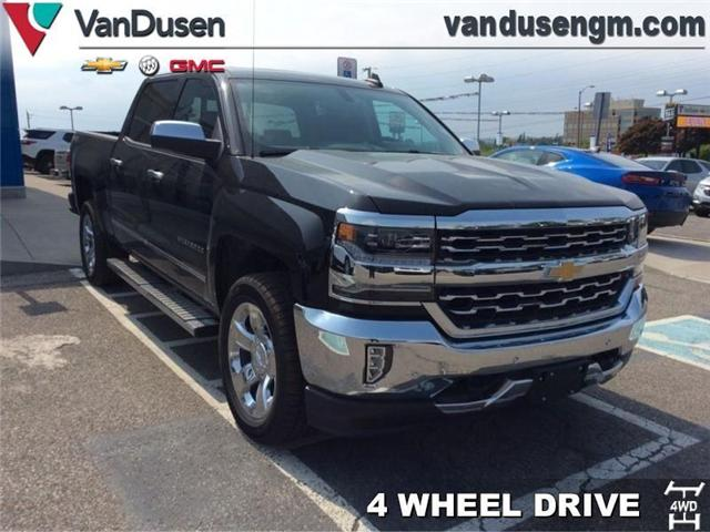 2018 Chevrolet Silverado 1500 LTZ (Stk: 183752) in Ajax - Image 1 of 24