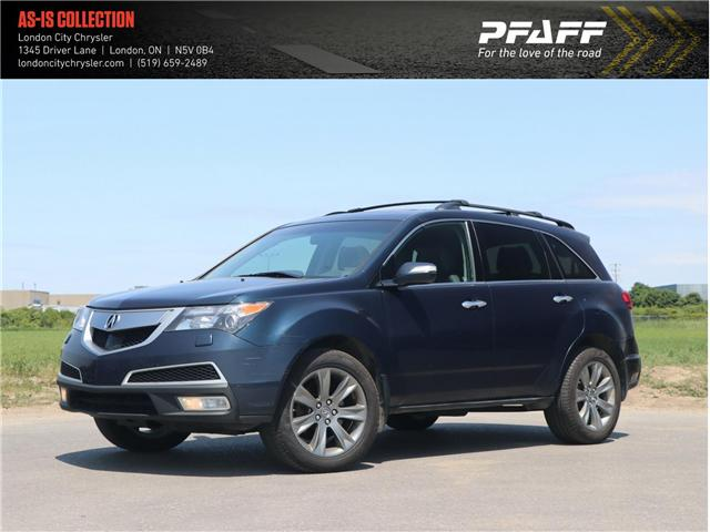 2010 Acura MDX Elite Package (Stk: 8653A) in London - Image 1 of 26