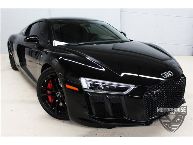 2018 Audi R8 5.2 V10 (Stk: 1068E) in Carleton Place - Image 1 of 32