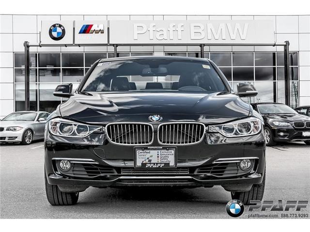 2014 BMW 328i xDrive (Stk: U4879) in Mississauga - Image 2 of 17