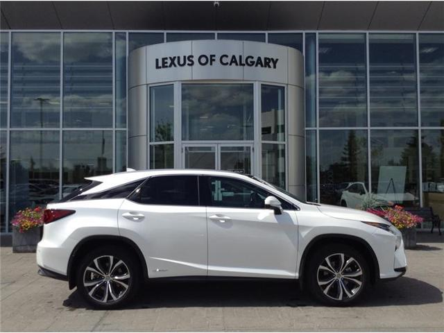 2017 Lexus RX 450h Base (Stk: 180472A) in Calgary - Image 1 of 16
