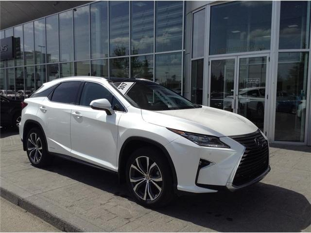 2017 Lexus RX 450h Base (Stk: 180472A) in Calgary - Image 2 of 16