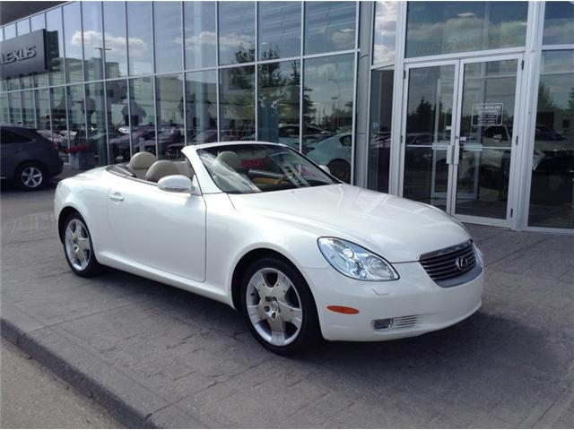 2002 Lexus SC 430 Base (Stk: 3804B) in Calgary - Image 2 of 13