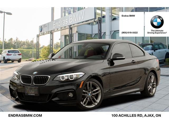 2018 BMW 230 i xDrive (Stk: P5471) in Ajax - Image 1 of 22