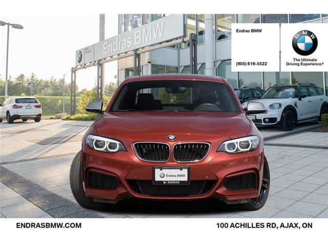2018 BMW M240 i xDrive (Stk: P5480) in Ajax - Image 2 of 22