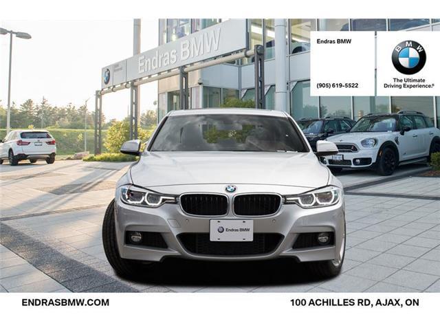 2018 BMW 330 i xDrive (Stk: 35012) in Ajax - Image 2 of 22