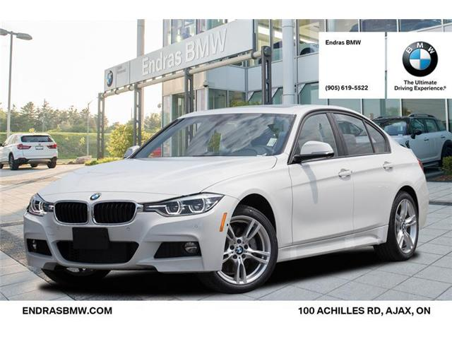 2018 BMW 330 i xDrive (Stk: 36041) in Ajax - Image 1 of 20