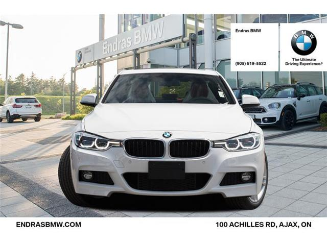 2018 BMW 330 i xDrive (Stk: 36041) in Ajax - Image 2 of 20