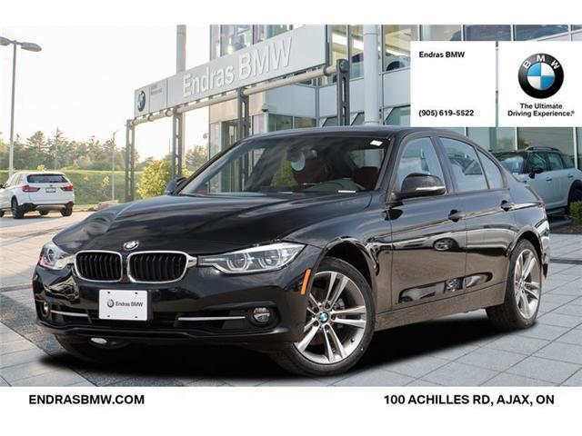 2018 BMW 330 i xDrive (Stk: 36043) in Ajax - Image 1 of 21