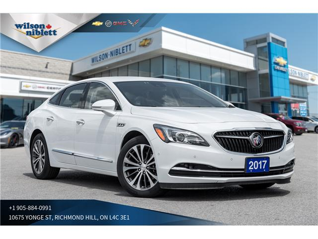 2017 Buick LaCrosse Premium (Stk: P135911) in Richmond Hill - Image 1 of 20