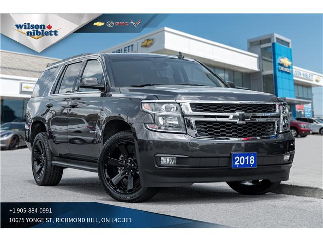 2018 Chevrolet Tahoe LT (Stk: P106888) in Richmond Hill - Image 1 of 20
