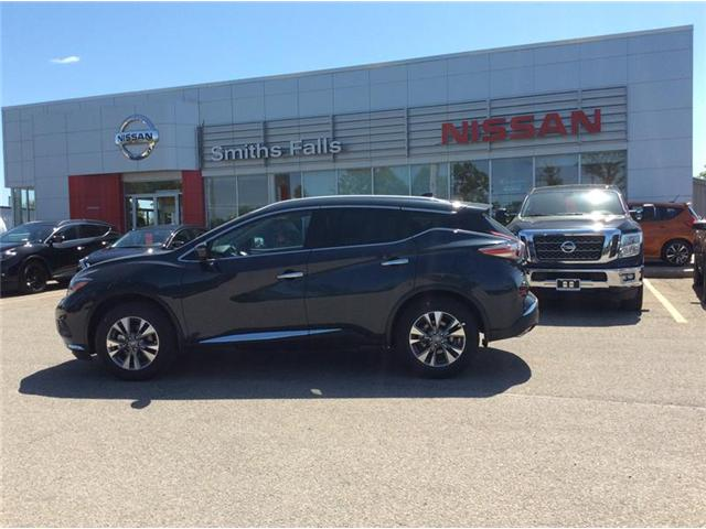 2018 Nissan Murano SL (Stk: 18-119) in Smiths Falls - Image 1 of 13