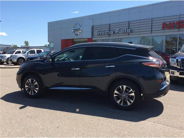 2018 Nissan Murano SL (Stk: 18-119) in Smiths Falls - Image 2 of 13