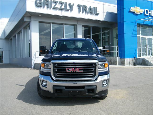 2018 GMC Sierra 2500HD SLE (Stk: 54949) in Barrhead - Image 2 of 21