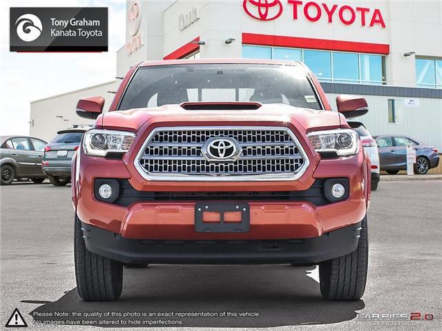 2016 Toyota Tacoma  (Stk: M2477) in Ottawa - Image 8 of 25