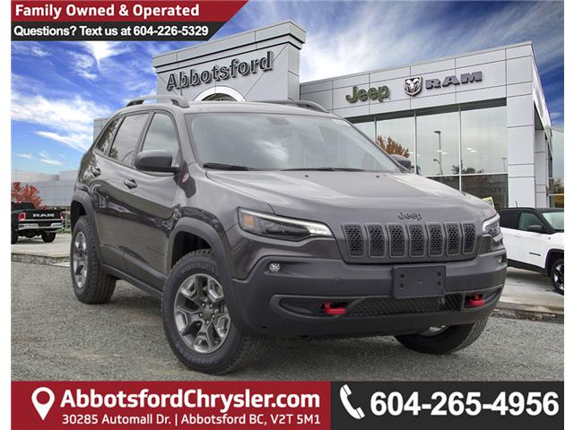 2019 Jeep Cherokee Trailhawk (Stk: K183619) in Abbotsford - Image 1 of 25