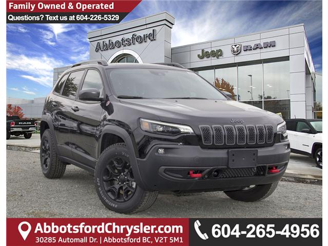 2019 Jeep Cherokee Trailhawk (Stk: K183621) in Abbotsford - Image 1 of 26