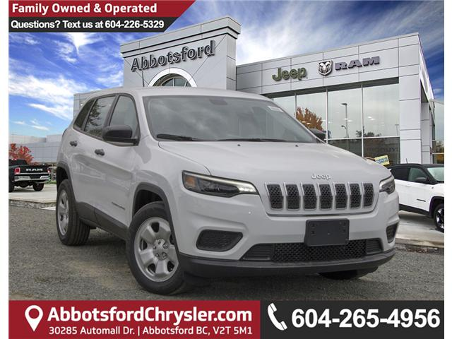 2019 Jeep Cherokee Sport (Stk: K185410) in Abbotsford - Image 1 of 23