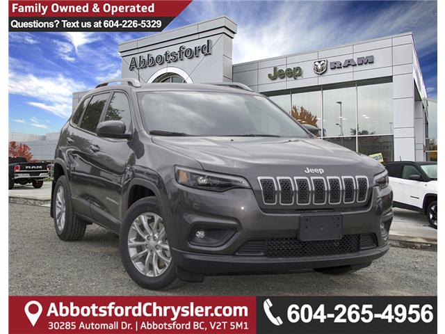 2019 Jeep Cherokee North (Stk: K185411) in Abbotsford - Image 1 of 26
