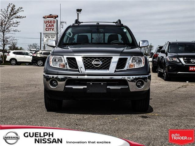 2018 Nissan Frontier  (Stk: N19098) in Guelph - Image 2 of 25