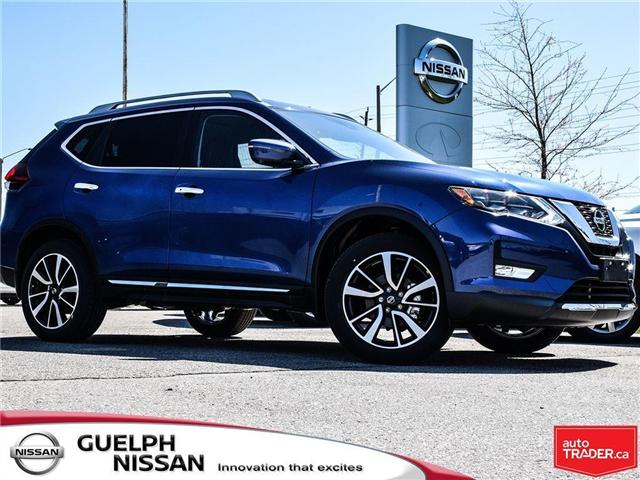 2018 Nissan Rogue  (Stk: N19137) in Guelph - Image 1 of 20