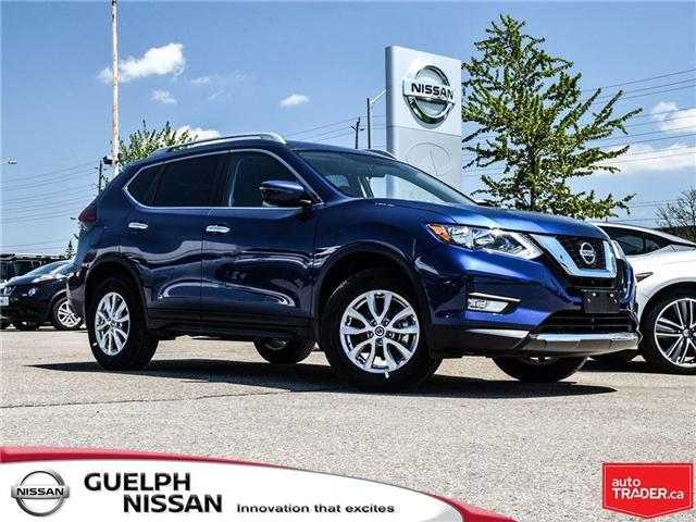2018 Nissan Rogue  (Stk: N19166) in Guelph - Image 1 of 22