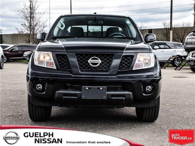 2018 Nissan Frontier Midnight Edition (Stk: N19253) in Guelph - Image 2 of 22