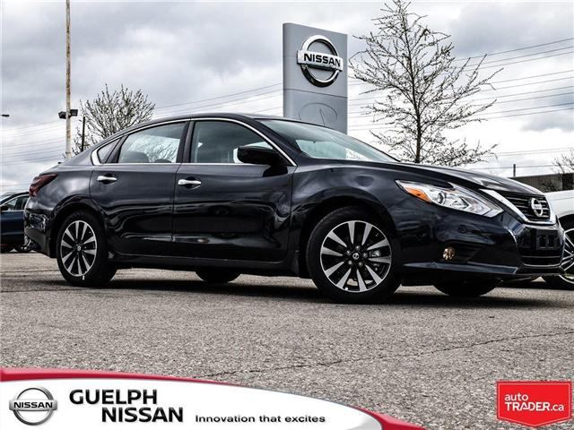 2018 Nissan Altima  (Stk: N19392) in Guelph - Image 1 of 21