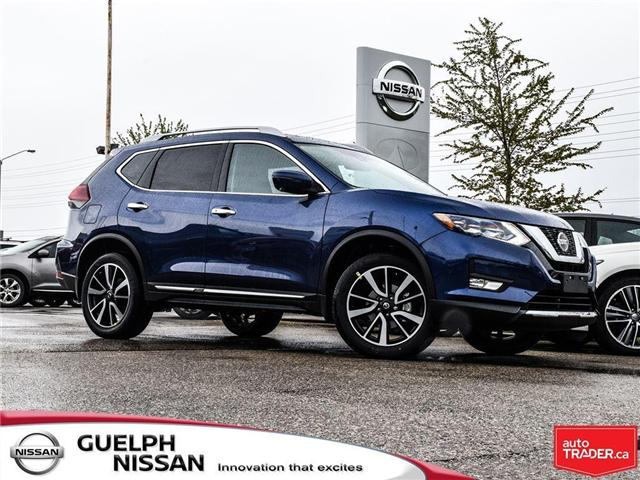 2018 Nissan Rogue  (Stk: N19439) in Guelph - Image 1 of 21