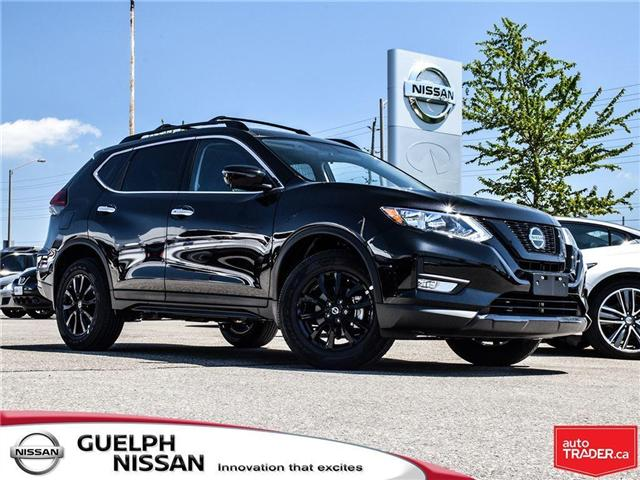 2018 Nissan Rogue  (Stk: N19441) in Guelph - Image 1 of 23