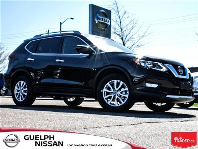 2018 Nissan Rogue  (Stk: N19457) in Guelph - Image 1 of 23