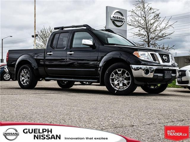 2018 Nissan Frontier  (Stk: N19466) in Guelph - Image 1 of 22
