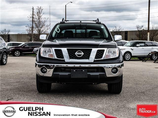 2018 Nissan Frontier  (Stk: N19466) in Guelph - Image 2 of 22