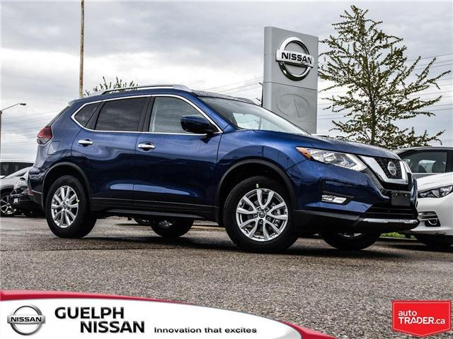 2018 Nissan Rogue  (Stk: N19481) in Guelph - Image 1 of 22