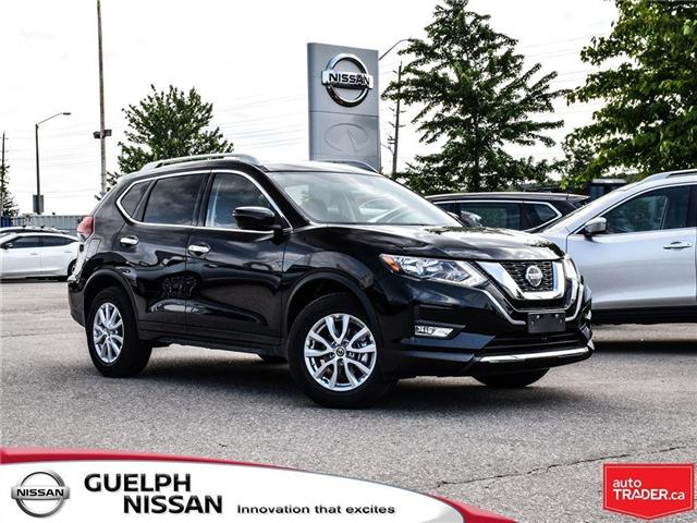 2018 Nissan Rogue  (Stk: N19494) in Guelph - Image 1 of 23